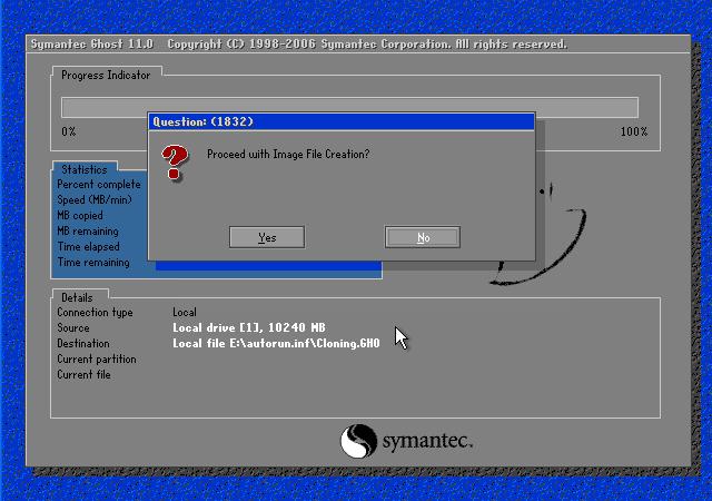 Программу norton ghost в настоящее время поставляет компания symantec, которая в 1990 г